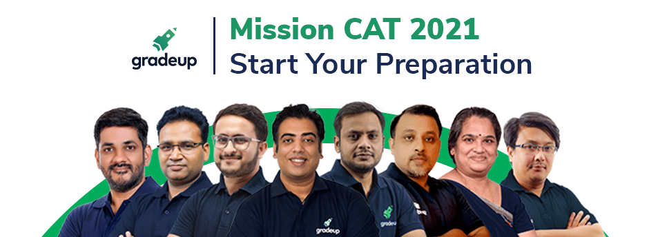 Mission CAT 2021- Start Your Preparation