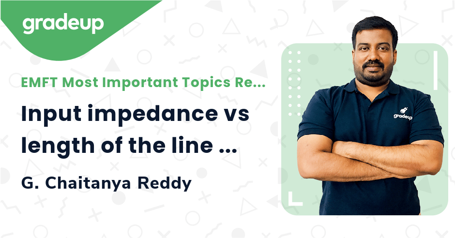 Class: Input impedance vs length of the line and impedance transformation