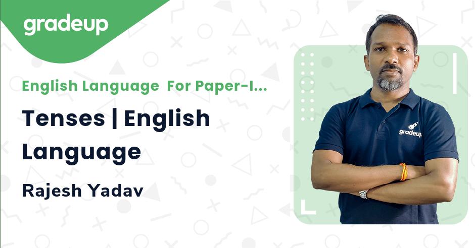 Tenses | English Language