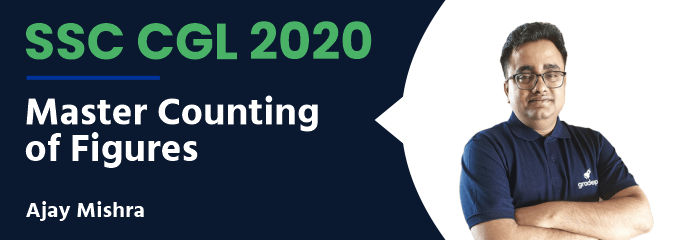 SSC CGL 2020 Master Counting of Figures