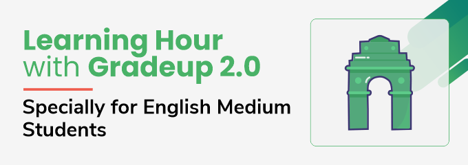 Learning Hour with Gradeup 2.0 (English Medium)