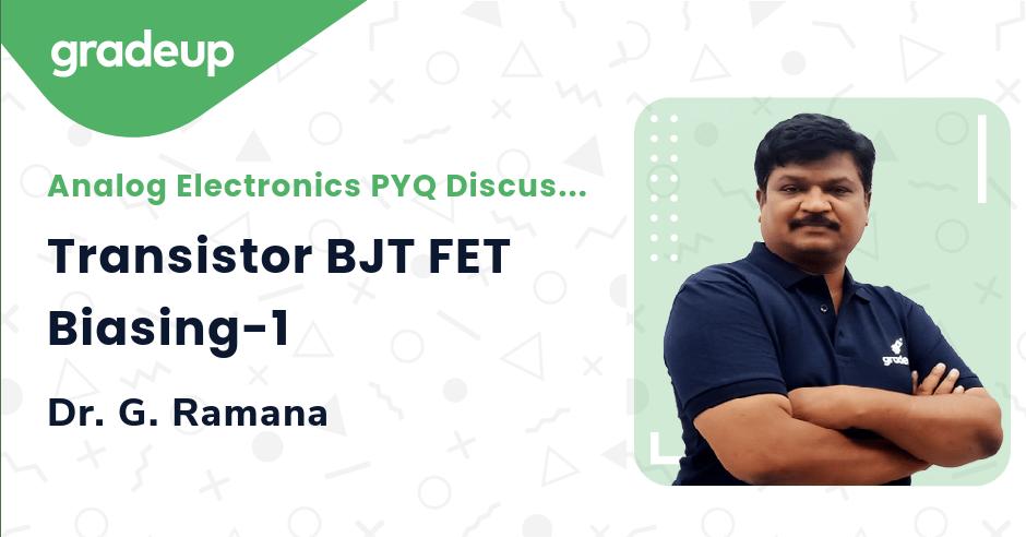 Transistor BJT FET Biasing-1
