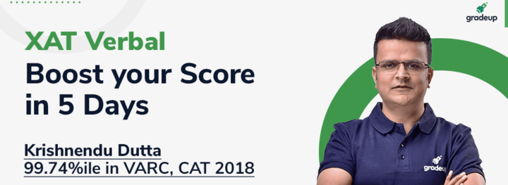 XAT 2021 Verbal: Boost Your Score in 5 Days