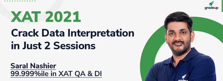 Crack XAT 2021: Data Interpretation