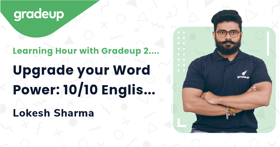 Upgrade your Word Power: 10/10 English Vocab Session