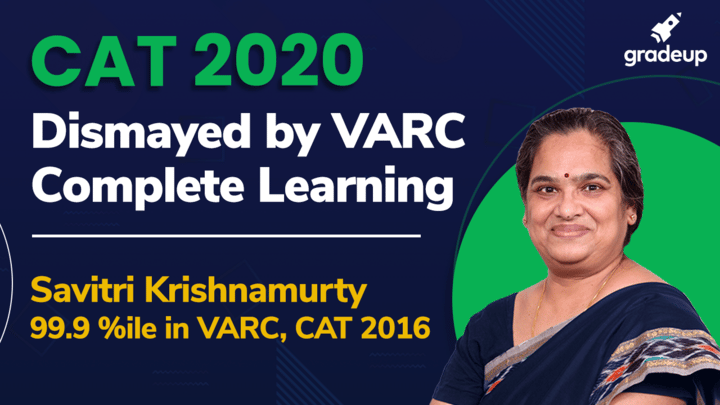 CAT 2020: Learnings from VARC
