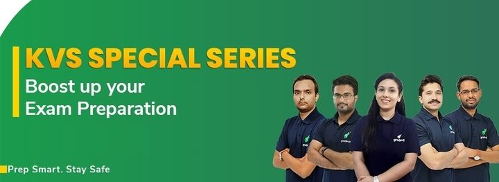 KVS Special Series Boost up your Exam Preparation