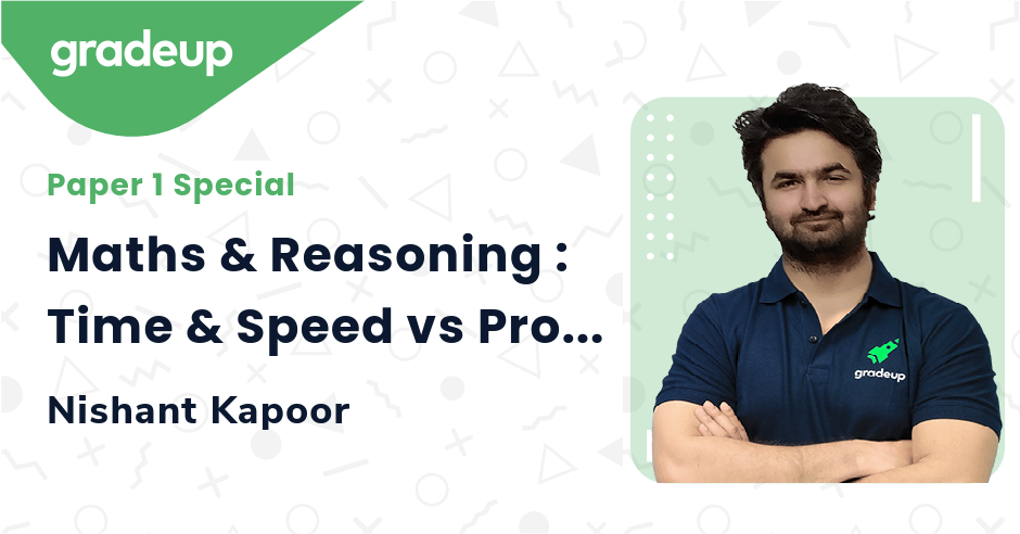Maths & Reasoning : Time & Speed vs Profit & Loss, which one is more difficult ? Find out