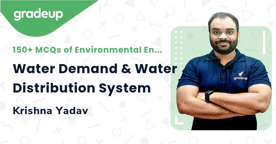 Water Demand & Water Distribution System