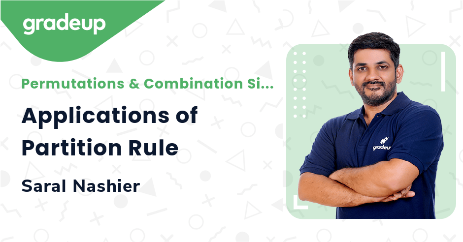 Applications of Partition Rule
