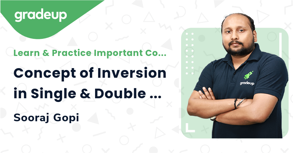 Concept of Inversion in Single & Double slider