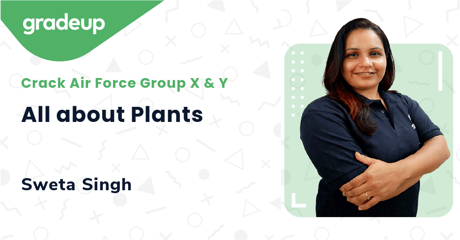 Live Class:All about Plants