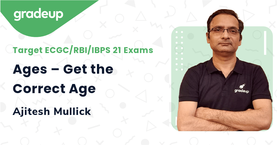 Live Class: Ages – Get the Correct Age