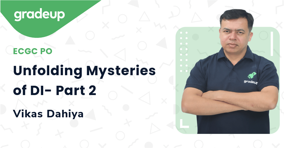 Live Class: Unfolding Mysteries of DI- Part 2