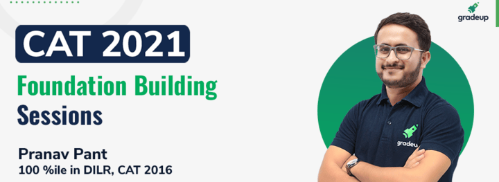 CAT 2021: Foundation Building Sessions