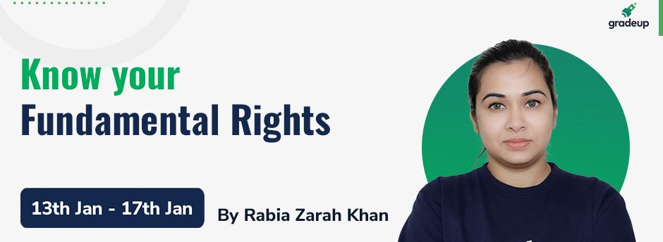 Know your Fundamental Rights