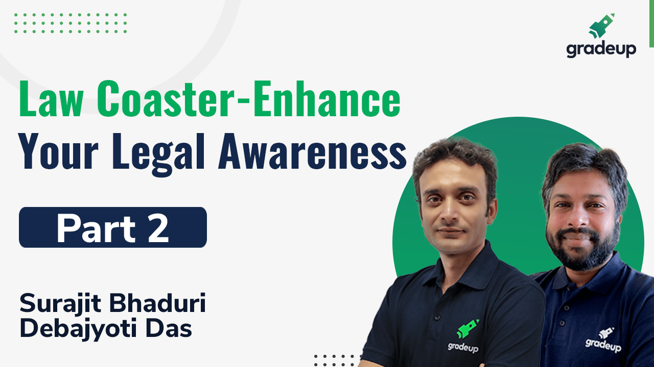 Law Coaster-Enhance Your Legal Awareness Part 2