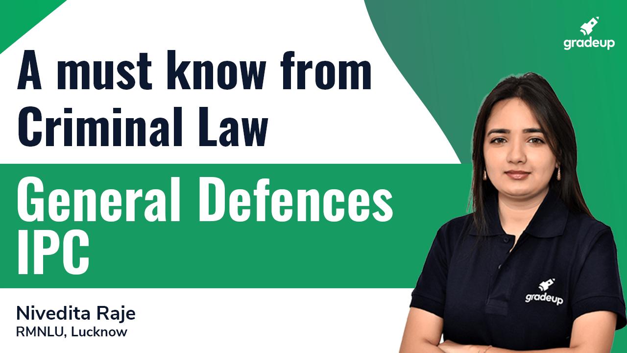 General Defences IPC