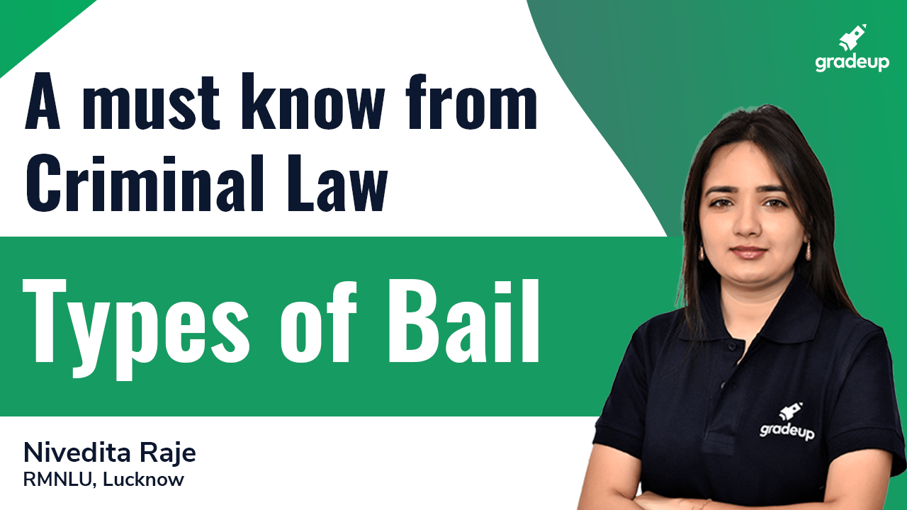 Types of Bail