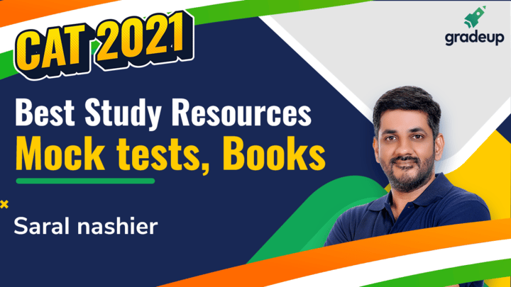 From Mock tests to Best Books | Best Study Resources for CAT