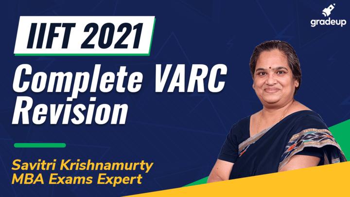 IIFT VARC Revision (Part-2)