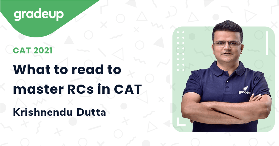 What to read to master RCs in CAT