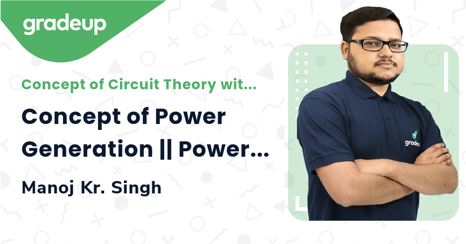 Concept of Power Generation || Power Systems || Electrical Engineering