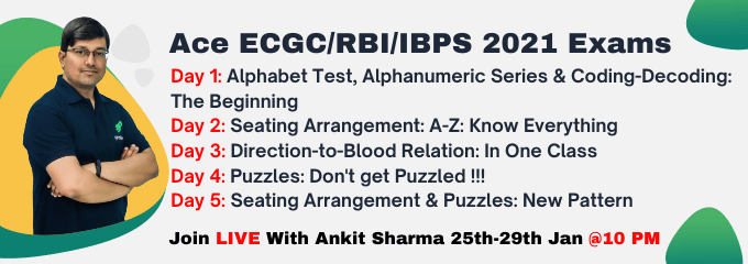 Ace ECGC/RBI/IBPS 2021 Exams