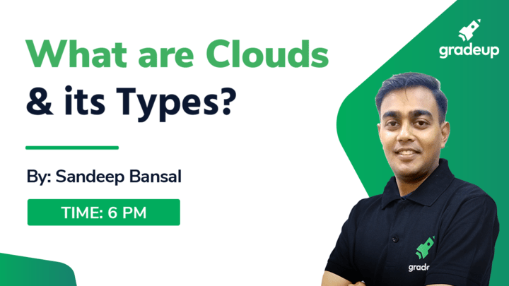What are Clouds & its Types?