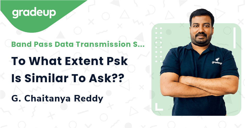 To What Extent Psk Is Similar To Ask??