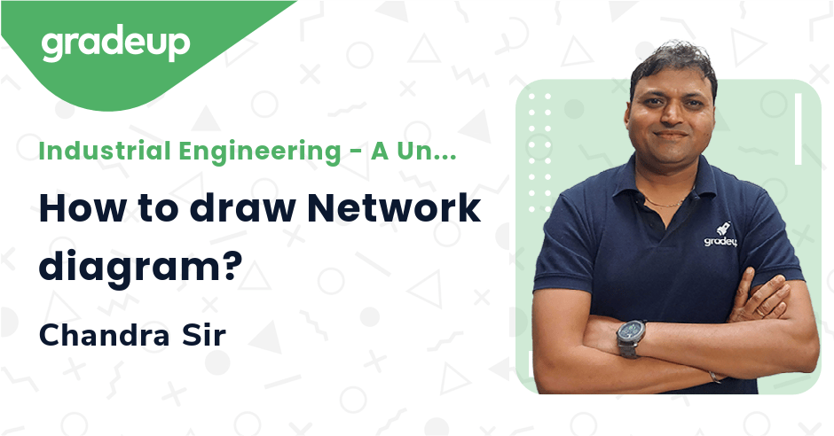 How to draw Network diagram?