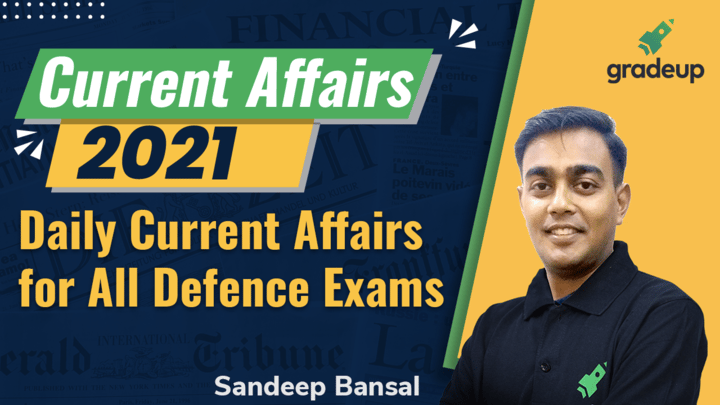 Daily Current Affairs for all Defence Exams April