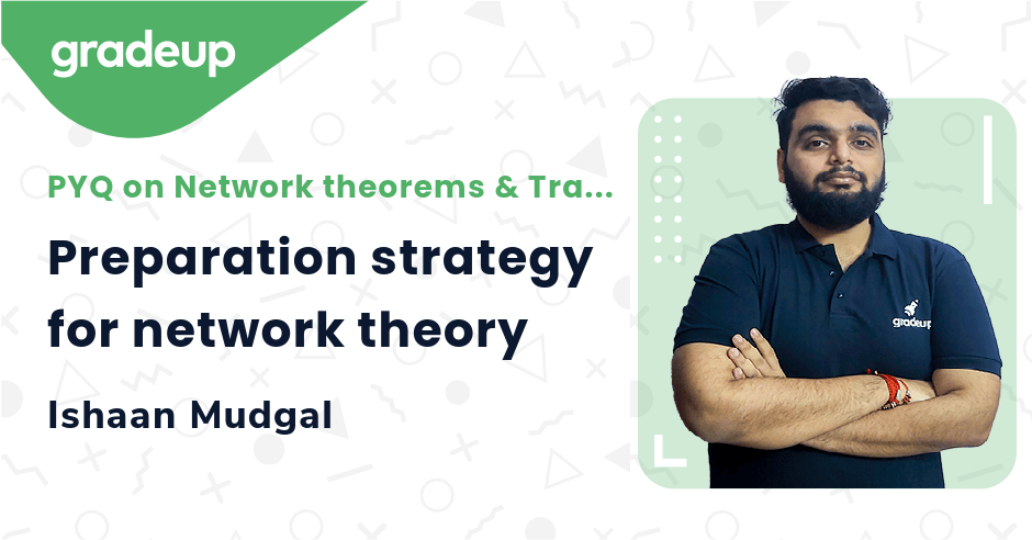 Preparation strategy for network theory