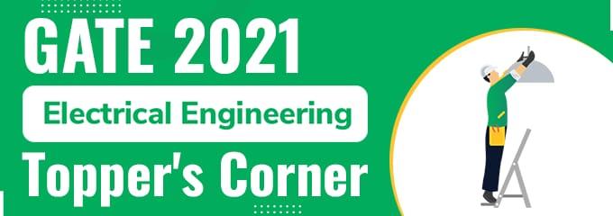 Topper's Talk: GATE EE 2021