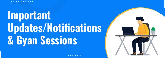 Important Updates/Notifications & Motivations(Season 2): EC