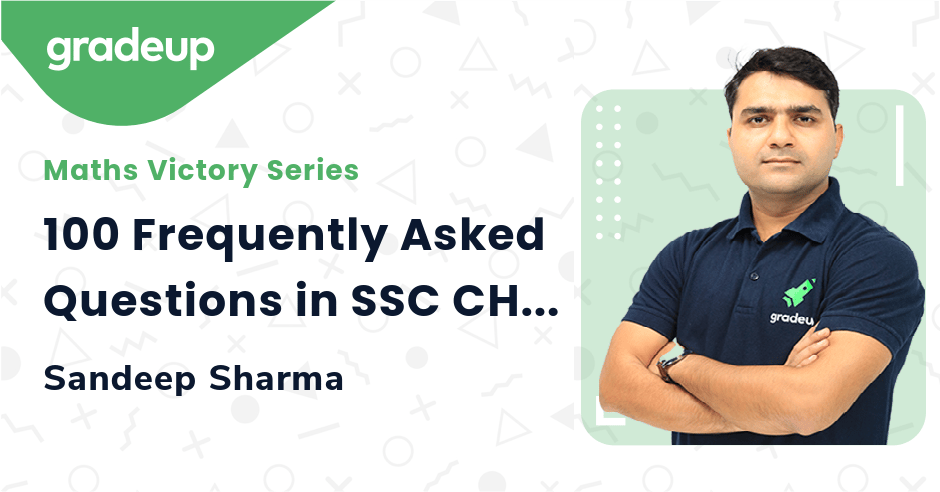100 Frequently Asked Questions in SSC CHSL/CGL Exam Day 3