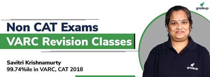 VARC Revision Classes for Non- CAT Exams
