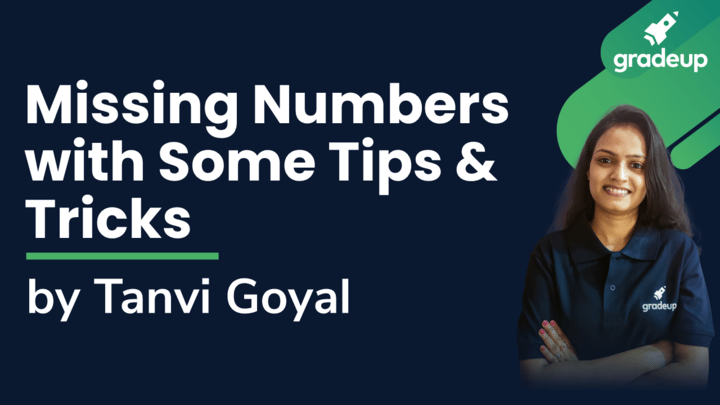 Live Class: Missing numbers with some tips and tricks