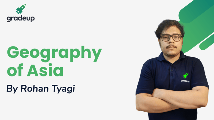 Live Class: Geography of Asia