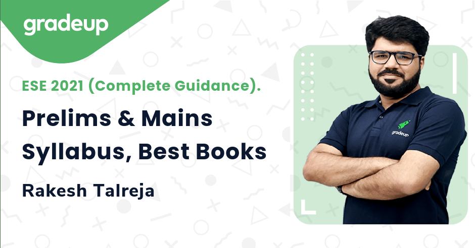 Prelims & Mains Syllabus, Best Books
