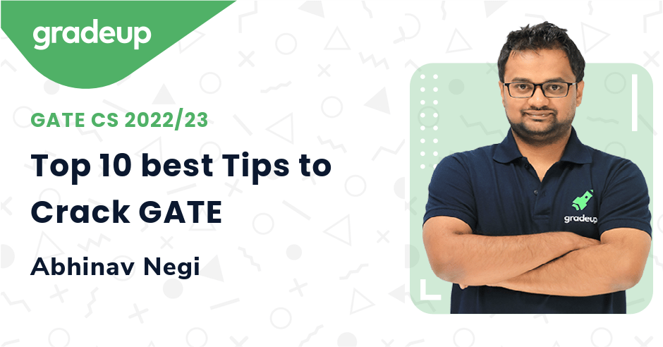 Top 10 best Tips to Crack GATE