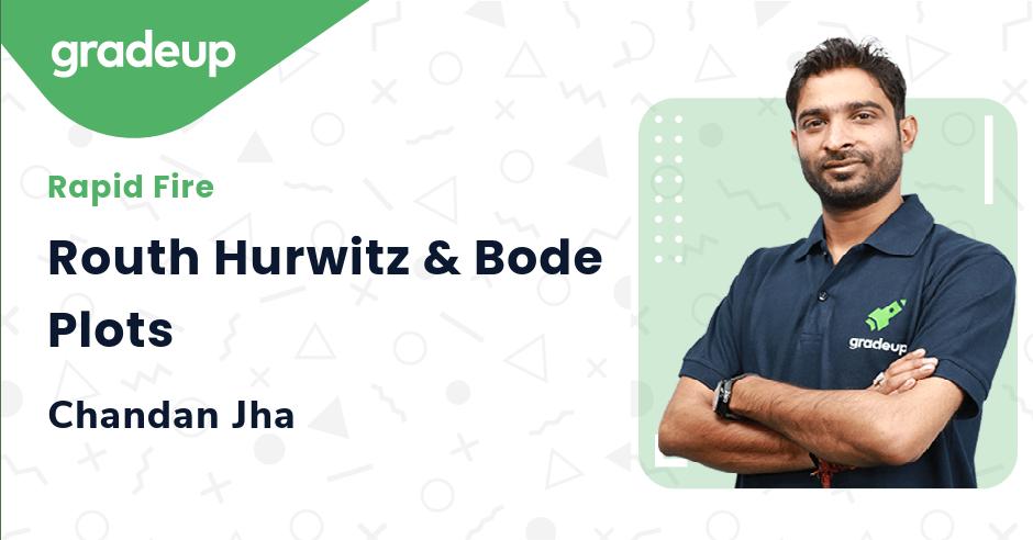 Routh Hurwitz & Bode Plots