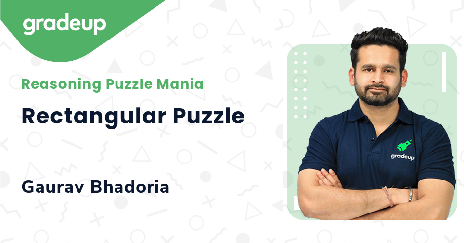 Live Class: Rectangular Puzzle