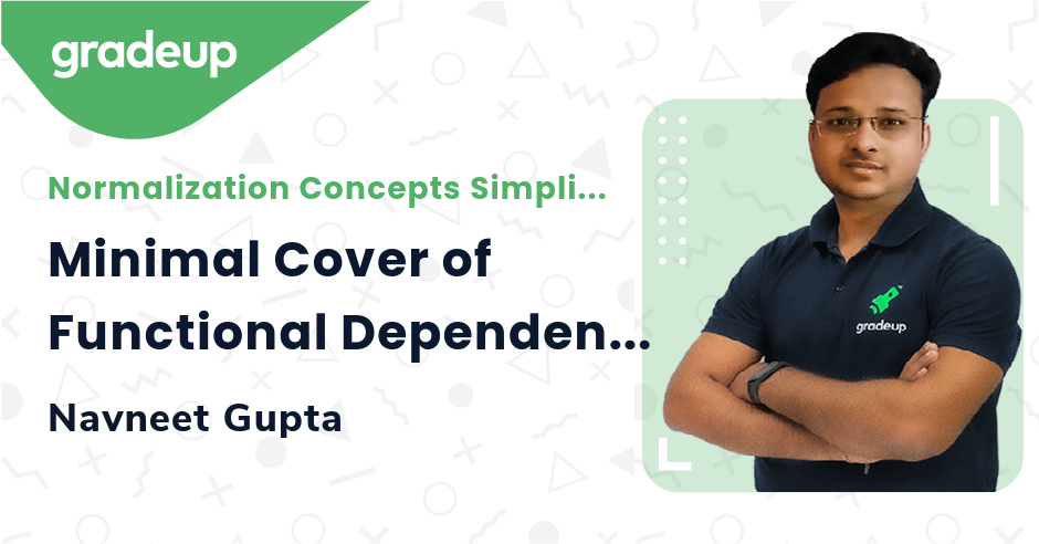 Minimal Cover of Functional Dependency