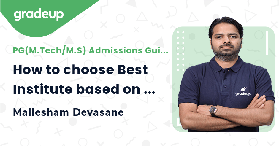 How to choose Best Institute based on your GATE Score?