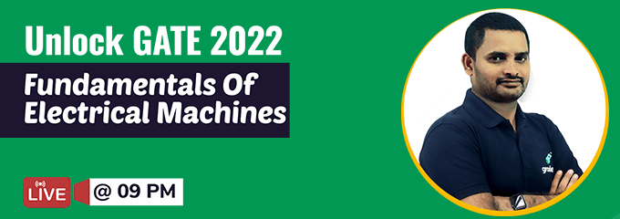 Fundamentals of Electrical Machines