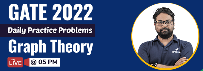 Daily Practice Problems: Graph Theory