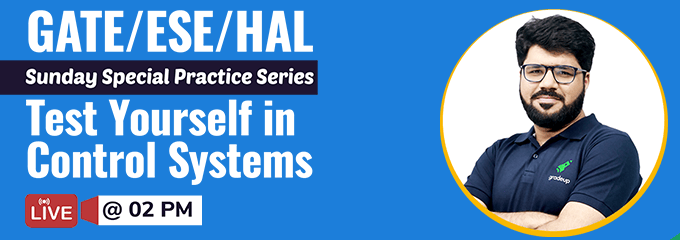 Test Yourself in Control Systems
