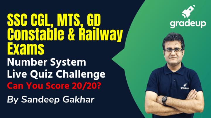Number System Practice Challenge