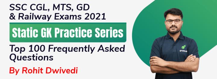 Static GK Practice Series